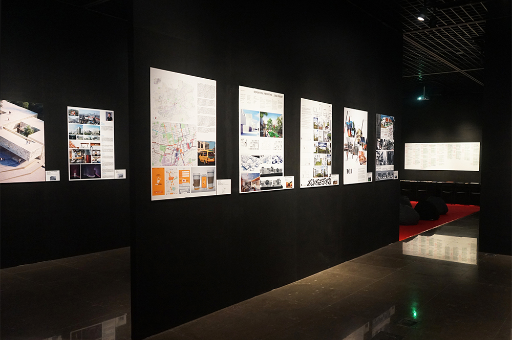 "LYCS Architecture Exhibited in ""Mission Trans-Missions"""