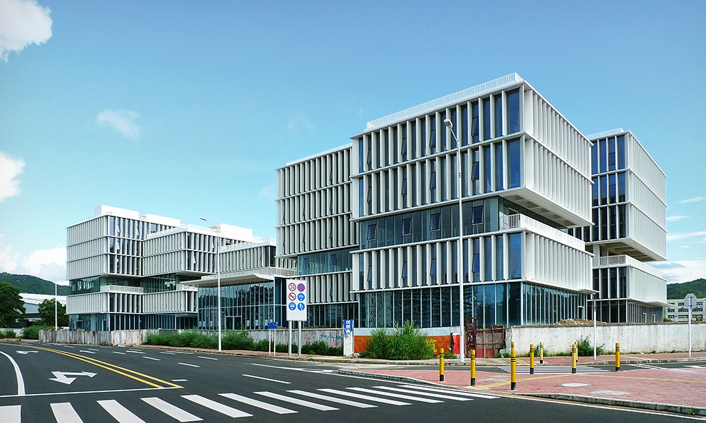 The Main Body of Shenzhen Research Center Has been Completed